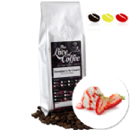 Strawberry & Cream (Flavoured Coffee)